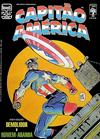 Cover for Capitão América (Editora Abril, 1979 series) #90