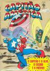 Cover for Capitão América (Editora Abril, 1979 series) #101