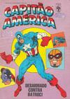 Cover for Capitão América (Editora Abril, 1979 series) #102