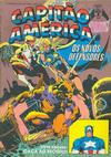 Cover for Capitão América (Editora Abril, 1979 series) #103