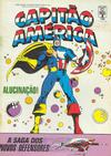 Cover for Capitão América (Editora Abril, 1979 series) #106