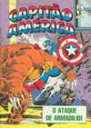 Cover for Capitão América (Editora Abril, 1979 series) #107