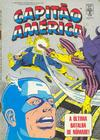 Cover for Capitão América (Editora Abril, 1979 series) #108
