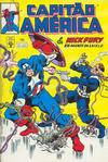 Cover for Capitão América (Editora Abril, 1979 series) #162