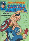 Cover for Capitão América (Editora Abril, 1979 series) #171