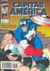 Cover for Capitão América (Editora Abril, 1979 series) #178