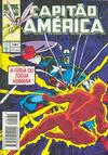 Cover for Capitão América (Editora Abril, 1979 series) #181