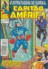 Cover for Capitão América (Editora Abril, 1979 series) #189