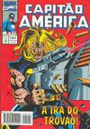 Cover for Capitão América (Editora Abril, 1979 series) #191