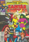 Cover for Capitão América (Editora Abril, 1979 series) #194