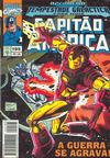 Cover for Capitão América (Editora Abril, 1979 series) #195
