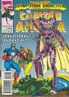 Cover for Capitão América (Editora Abril, 1979 series) #196