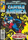 Cover for Capitão América (Editora Abril, 1979 series) #197