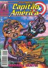 Cover for Capitão América (Editora Abril, 1979 series) #201