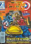 Cover for Capitão América (Editora Abril, 1979 series) #208