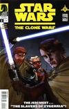 Cover for Star Wars The Clone Wars (Dark Horse, 2008 series) #2