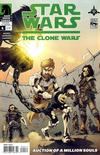 Cover for Star Wars The Clone Wars (Dark Horse, 2008 series) #4