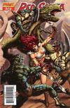 Cover Thumbnail for Red Sonja (2005 series) #37 [Cover B]