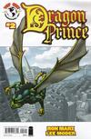 Cover for Dragon Prince (Image, 2008 series) #2