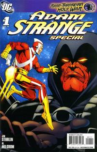 Cover Thumbnail for Adam Strange Special (DC, 2008 series) #1