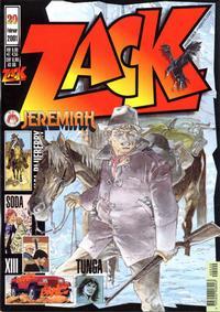 Cover Thumbnail for Zack (Mosaik Steinchen für Steinchen Verlag, 1999 series) #20