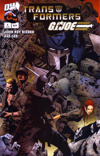Cover Thumbnail for Transformers / G.I. Joe (Dreamwave Productions, 2003 series) #1