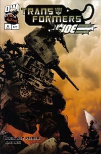 Cover Thumbnail for Transformers / G.I. Joe (Dreamwave Productions, 2003 series) #4
