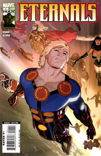 Cover Thumbnail for Eternals (Marvel, 2008 series) #1