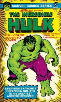 Cover Thumbnail for The Incredible Hulk (Pocket Books, 1978 series) #[1] (81446-X)