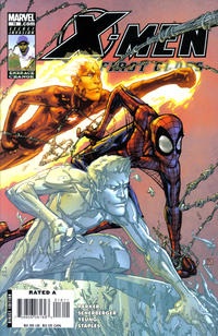 Cover Thumbnail for X-Men: First Class (Marvel, 2007 series) #16