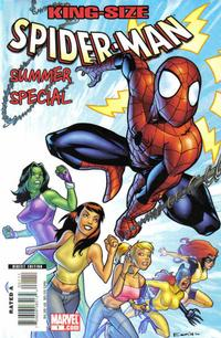 Cover Thumbnail for King-Size Spider-Man Summer Special (Marvel, 2008 series) #1