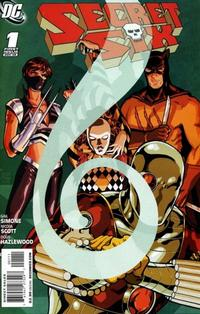 Cover Thumbnail for Secret Six (DC, 2008 series) #1