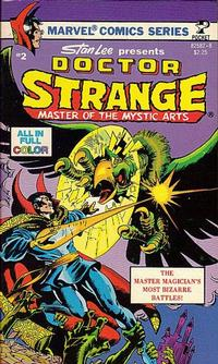Cover Thumbnail for Doctor Strange, Master of the Mystic Arts (Pocket Books, 1978 series) #2