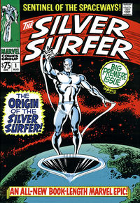 Cover Thumbnail for Silver Surfer Omnibus (Marvel, 2007 series) #1