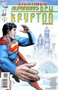 Cover Thumbnail for Superman: New Krypton Special (DC, 2008 series) #1