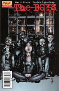 Cover Thumbnail for The Boys (Dynamite Entertainment, 2007 series) #22 [Direct Edition]