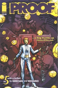 Cover Thumbnail for Proof (Image, 2007 series) #5