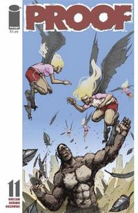 Cover Thumbnail for Proof (Image, 2007 series) #11