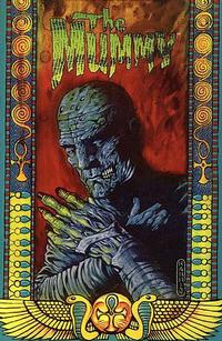 Cover Thumbnail for Universal Monsters: The Mummy (Dark Horse, 1993 series)