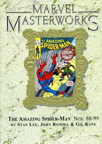 Cover Thumbnail for Marvel Masterworks: The Amazing Spider-Man (Marvel, 2003 series) #10 (101) [Limited Variant Edition]