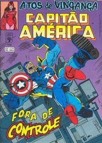Cover Thumbnail for Capitão América (Editora Abril, 1979 series) #172