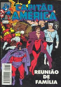 Cover Thumbnail for Capitão América (Editora Abril, 1979 series) #174