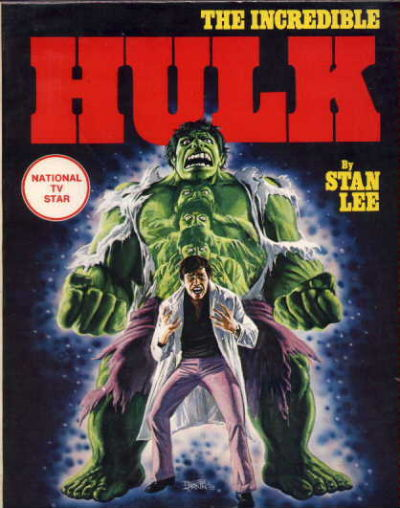 Cover for The Incredible Hulk (Simon and Schuster, 1978 series)