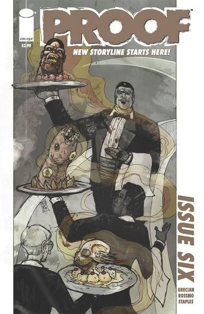Cover for Proof (Image, 2007 series) #6
