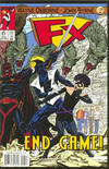 Cover for FX (IDW, 2008 series) #6