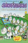 Cover for Gnuttarna (Atlantic Förlags AB; Pandora Press, 1990 series) #1/1990