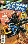 Cover for Batman and the Outsiders (DC, 2007 series) #14