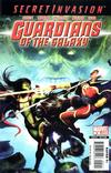 Cover for Guardians of the Galaxy (Marvel, 2008 series) #5