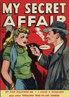 Cover for My Secret Affair (Superior Publishers Limited, 1950 series) #2