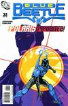 Cover for The Blue Beetle (DC, 2006 series) #32